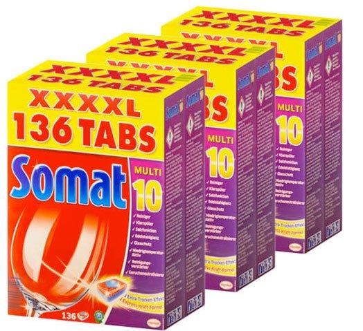 Geschirrspüler Tabs Günstig Angebot Somat