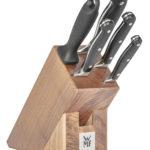 WMF Messerblock Spitzenklasse Plus 6-tlg. für 85,90€ inkl. Versand (statt 103,94€)
