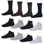 Pierre Cardin Business-, Quarter- oder Sneaker-Socken – Set mit 12 Paar (verschiedene Farben zur Wahl) je Set 12,95€ inkl. Versand