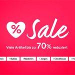 C&A: Summer Sale mit bis zu 70% Rabatt + 5€ oder 10% Gutschein