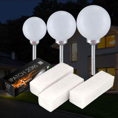 LED-Beleuchtung für den Garten in unterschiedlichen Varianten für je 19,99€ inkl. Versand ...