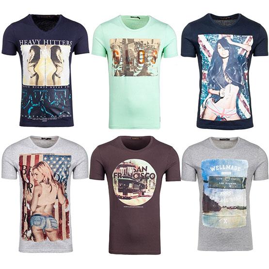 t-shirts günstig stylisch streetstyle angebot schnäppchen