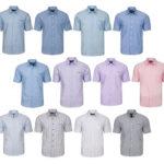 Pierre Cardin: Herren Kurzarm Hemden für je 3,99€ inkl. Versand (statt 16,99€)