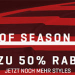 PUMA – End of Season Sale mit bis zu 50% Rabatt