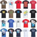 DC Shoes Herren T-Shirts verschiedene Varianten für je nur 12,99€ inkl. Versand