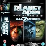 Planet der Affen – Evolution Collection Blu-ray Box für 17,90€ inkl. Versand