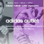 adidas: Fußball-Outlet mit 25% Extra-Rabatt