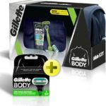 Gillette Body Starterset – Körperrasierer für Männer für 7,99€ inkl. Versand