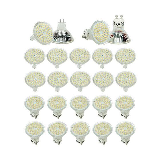 led spots gu10 mr16 angebot günstig leuchtmittel