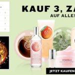 The Body Shop: Rabattfehler + 20% Gutschein