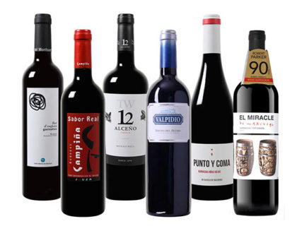 Rotwein günstig kaufen, angebot Robert Parker