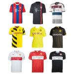 Fußball-Trikots der Saison 14/15 für 29,95€ inkl. Versand