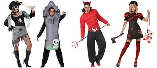 halloween kostüme günstig angebot aktion rabatt