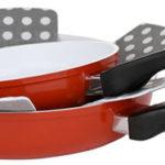 culinario 5-teiliges Keramikpfannenset für 19,99€ inkl. Versand
