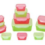 MaxxCuisine Frischhaltedosen 24-teilig für 11,90€ inkl. Versand