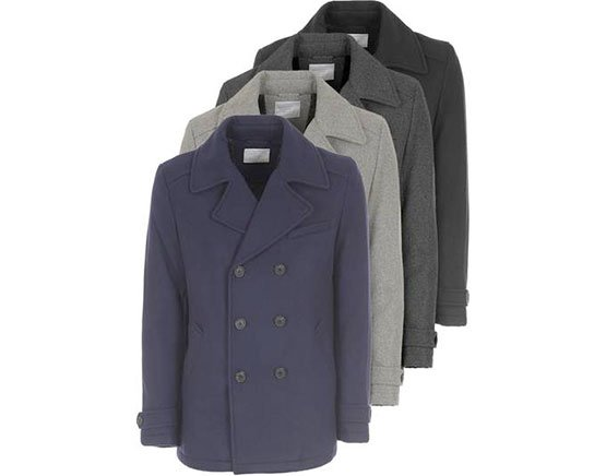 selected homme mercer wollmantel winterkleidung günstig aktion angebot