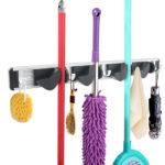 WINOM Wandhalterung für Besen, Mopp und Gartenwerkzeuge ab 8,99€ inkl. Versand