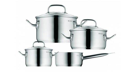 wmf kochtopf set qualität haushalt günstig kochen