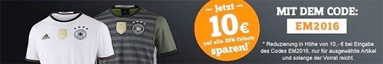 gutschein em 2016 trikot deutsche nationalmannschaft adidas