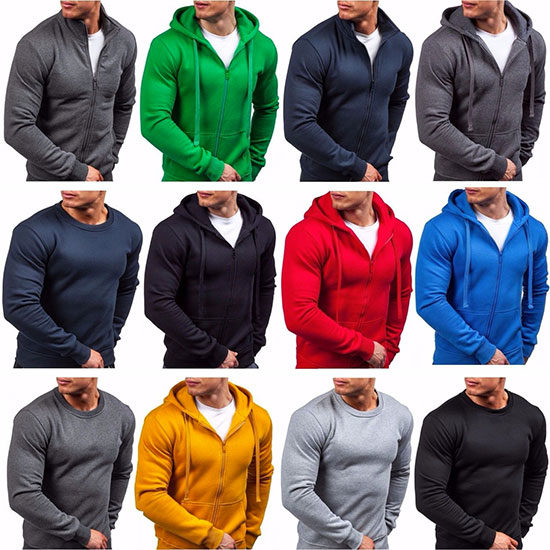 Pullover Kapuze Fashion Deal Angebot