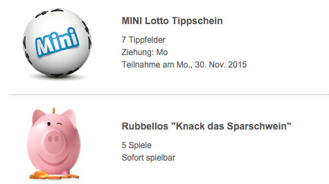 lottoland angebot sparschwein tipps lotto rubbellose