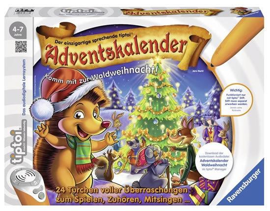 Ravensburger Adventskalender Kinder Angebot Deal