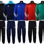Adidas Trainingsanzug Sereno 14 in 4 verschiedenen Farben für 29,99€ inkl. Versand