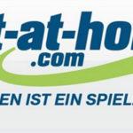bet-at-home: 6€ Guthaben für Neukunden & 50% Bonus auf eure Einzahlung