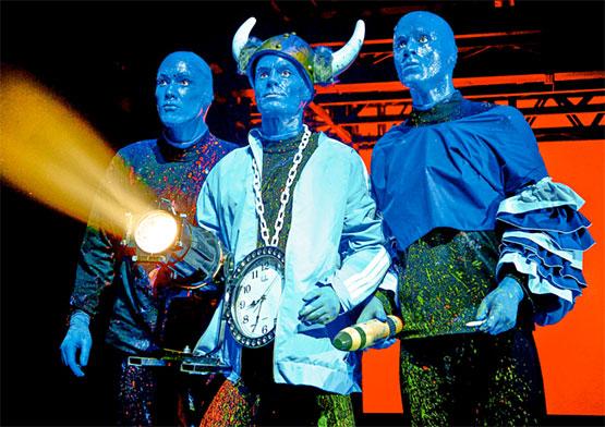 blue man group berlin hotel deal angebot günstig paket