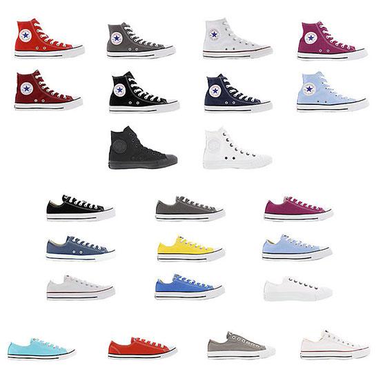 chucks taylor sneaker converse günstig