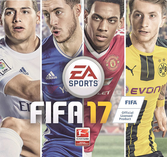Game Fifa 17 fußball ea sports angebot game konsole pc schnäppchen deal