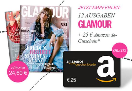 glamour abo günstig gratis