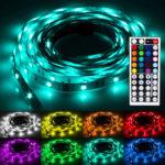 Ninetec Flash 30 – 5m wasserfeste LED-Stripes mit insgesamt 150 LEDs für 17,99€ inkl. Versand