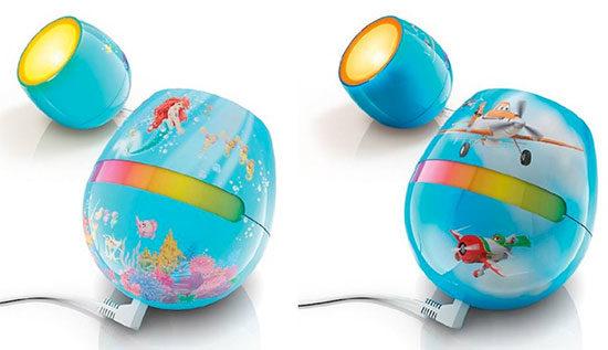 Lampe Kinder Disney Philips LivingColors