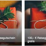 Travelbird Gutscheine kaufen + 50% Guthaben dazu geschenkt