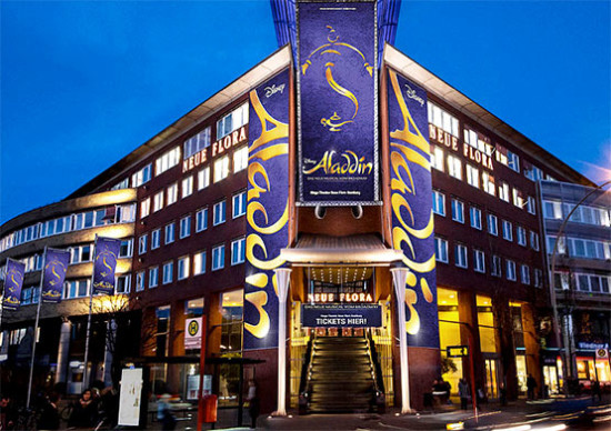 aladdin musical hamburg hotel deal reisedeal angebot