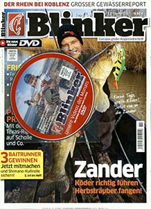 Blinker Angler Angeln Zeitschrift angebot