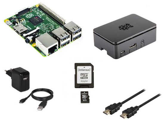 raspberry pi 2 bundle angebot aktion mediaplayer minipc