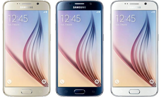 samsung galaxy s6 smartphone angebot günstig handy