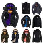 Superdry Jacken für Damen und Herren – verschiedene Modelle für je 59,95€ inkl. Versand