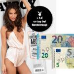 Playboy Halbjahresabo für effektiv 7,50€ statt 37,50€