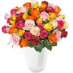 Rosenrausch mit 33 bis 40 XL Rosen für 23,94€ inkl. Versand