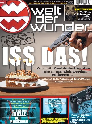 Zeitschrift Welt der Wunder Wissen Angebot Deal Abo Prämie Gutschein