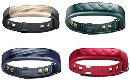 jawbone fitnesstracker sport armband