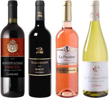 Wein rotwein weißwein gutschein angebot