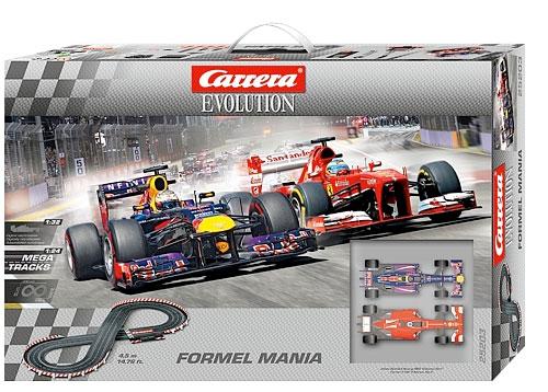Rennbahn Carrera spielzeug rennen formel 1