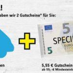Conrad: 5,55€ Gutschein mit 59€ MBW + gratis Lieferung ab 29€