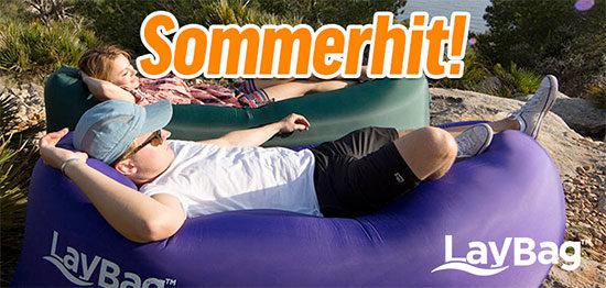 LayBag Angebot Liege Strand Sommer Cool Deal
