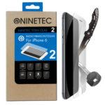 Ninetec Titanglas Displayschutz im 2er-Set für 7,77€ inkl. Versand