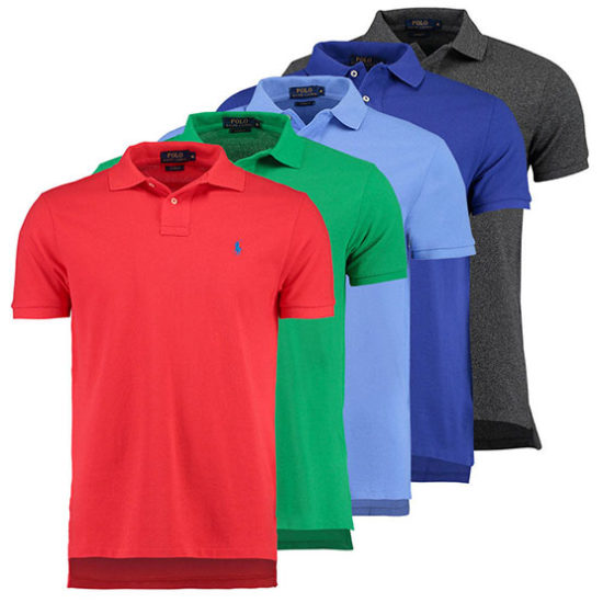 poloshirt ralph lauren günstig slim fit angebot deal